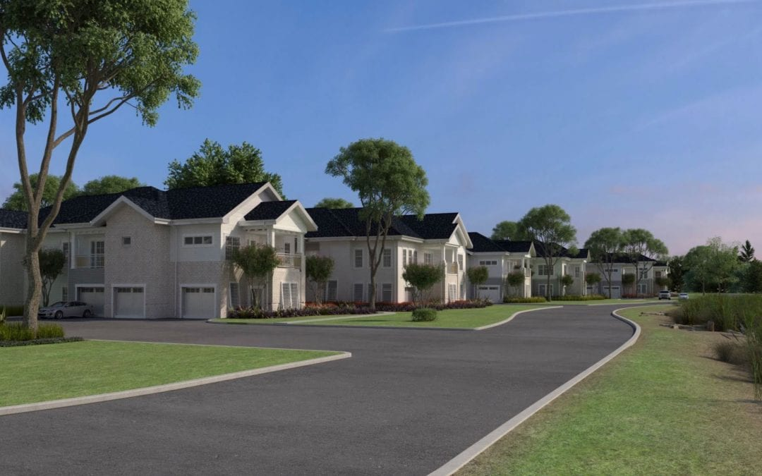 Due to High Demand, Trinity Landing Is Adding 24 New Villas. Take A Look Before They're Gone!