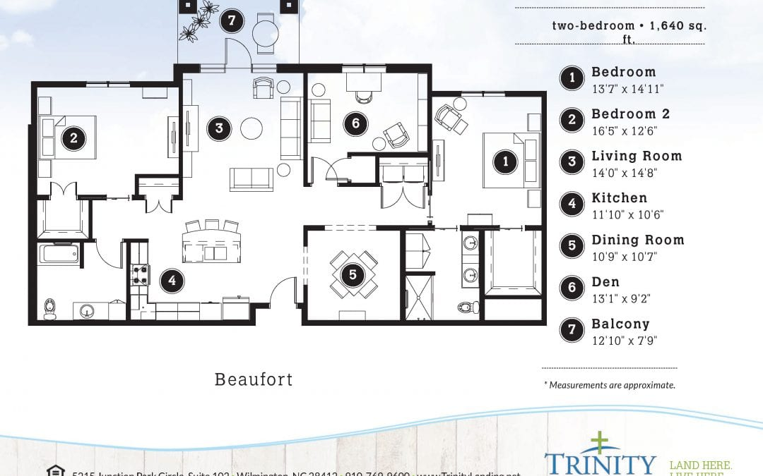 The Beaufort at Trinity Landing: Elegance and Ease of Life Come Together