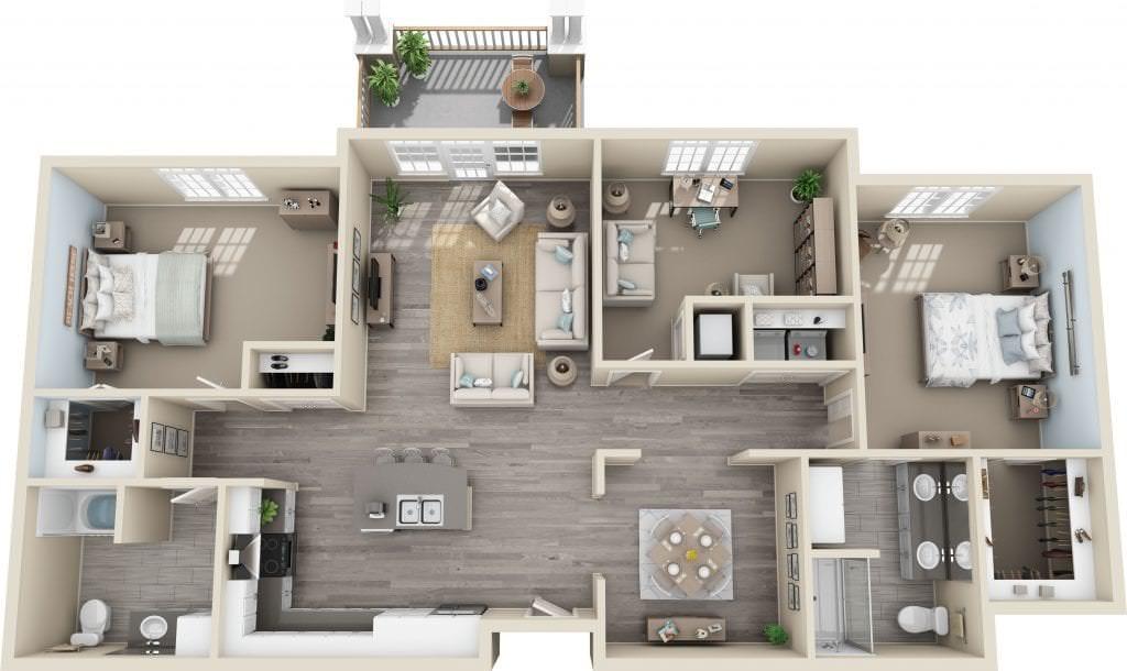 trinity landing beaufort apartment