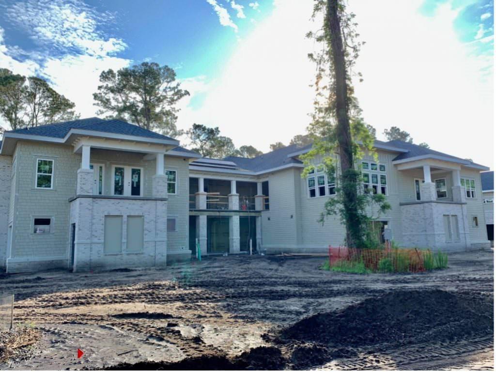 trinity landing construction of villas