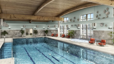 Trinity Landing: We're Building One of the Best Fitness Centers of Any Active Senior Living Community in North Carolina
